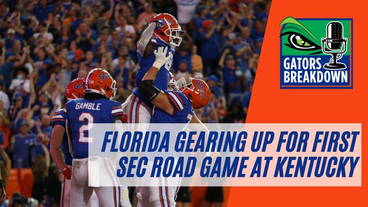 Florida vs. Kentucky, Game Thread: Time to turn the corner