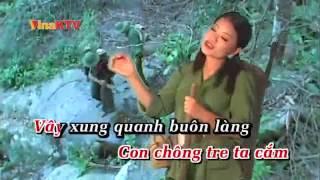 Rừng xanh vang tiếng Ta Lư-Anh Thơ Karaoke