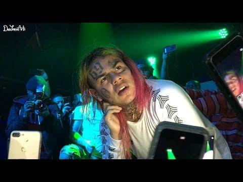 6IX9INE Full Set Live | Kooda, Keke, Rondo, Billy, Gummo | 1st Show In MA!