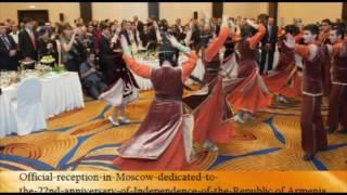 Անկախութիւն 25 - Սփիւռքի հայ համայնքներուն ոգեկոչումը անցնող ամեակներուն