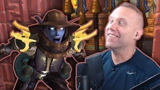 GET GLOBALED - Swifty Fury Warrior Dueling & Skirmish PvP Highlights - Battle For Azeroth Beta