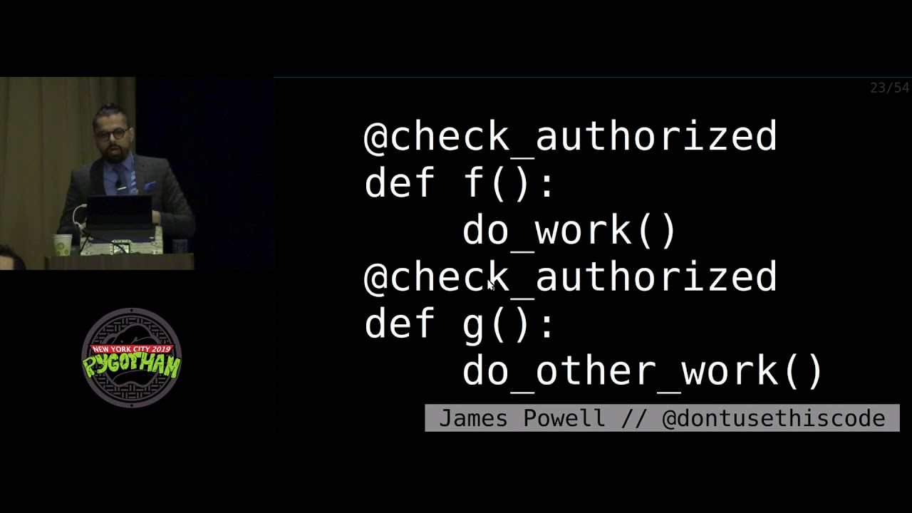 Image from Why should I write code when I can write code that writes code?