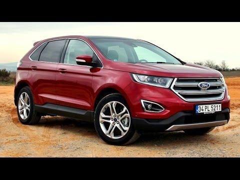 Test - Ford Edge