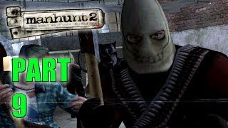 MOST WANTED! - Manhunt 2 (Part 9 - Haunted Gaming)