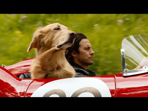 'The Art Of Racing In The Rain' Official Trailer (2019) | Milo Ventimiglia, Amanda Seyfried