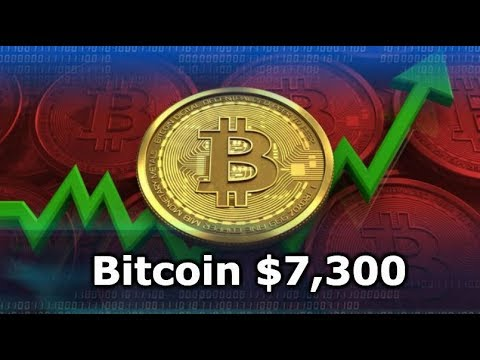 BITCOIN OVER $7,300! $8K Next? - HTC Bitcoin Node Phone - GoTenna Blockstream Satellite Bitcoin