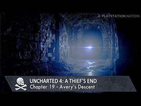 UNCHARTED 4: A Thief's End - Walkthrough - Chapter 19 - Avery's Descent [Crushing]
