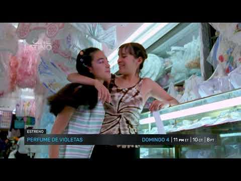 Perfume de violetas Ver 60-Trailer Cinelatino