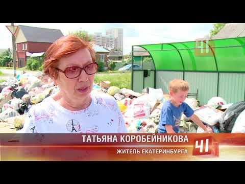Экологическая катастрофа в Чкаловском районе