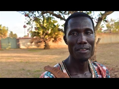 In Uganda, Bringing Rebels Out of the Jungle