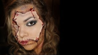 Pavi's Bride Halloween Makeup Thumbnail