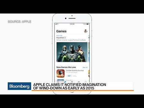 Why Apple Is Sparring With Imagination Technologies