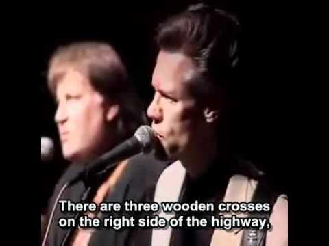 Randy Travis Three Wooden Crosses Lyrics