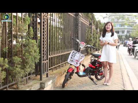Xe đạp điện Fuji đời mới nhất 2017