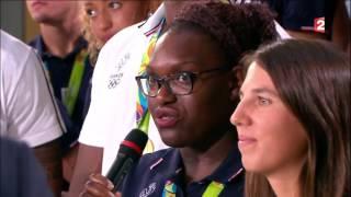 Les médaillés à France Télévisions