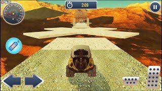 Crazy Car Racing Destruction Mania - Extreme Offroad Tracks - Android Gameplay FHD