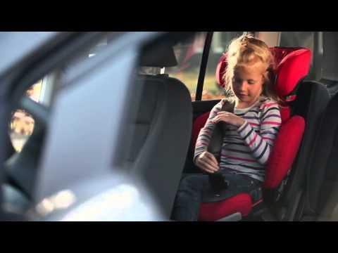 Автокресло Maxi-Cosi RodiFix - видеообзор
