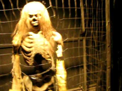Haunted Mansion Dark Ride POV San Antonio Rodeo