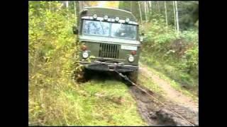 ГАЗ 66 2 машины и ГАЗ 69