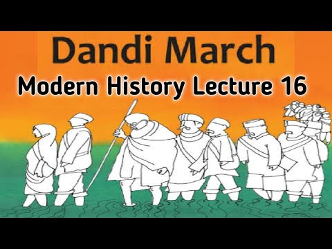 Salt Satyagraha And Dandi March; Why Gandhiji Broke The Saltlaw To Commence Civil Disobedience Movt?