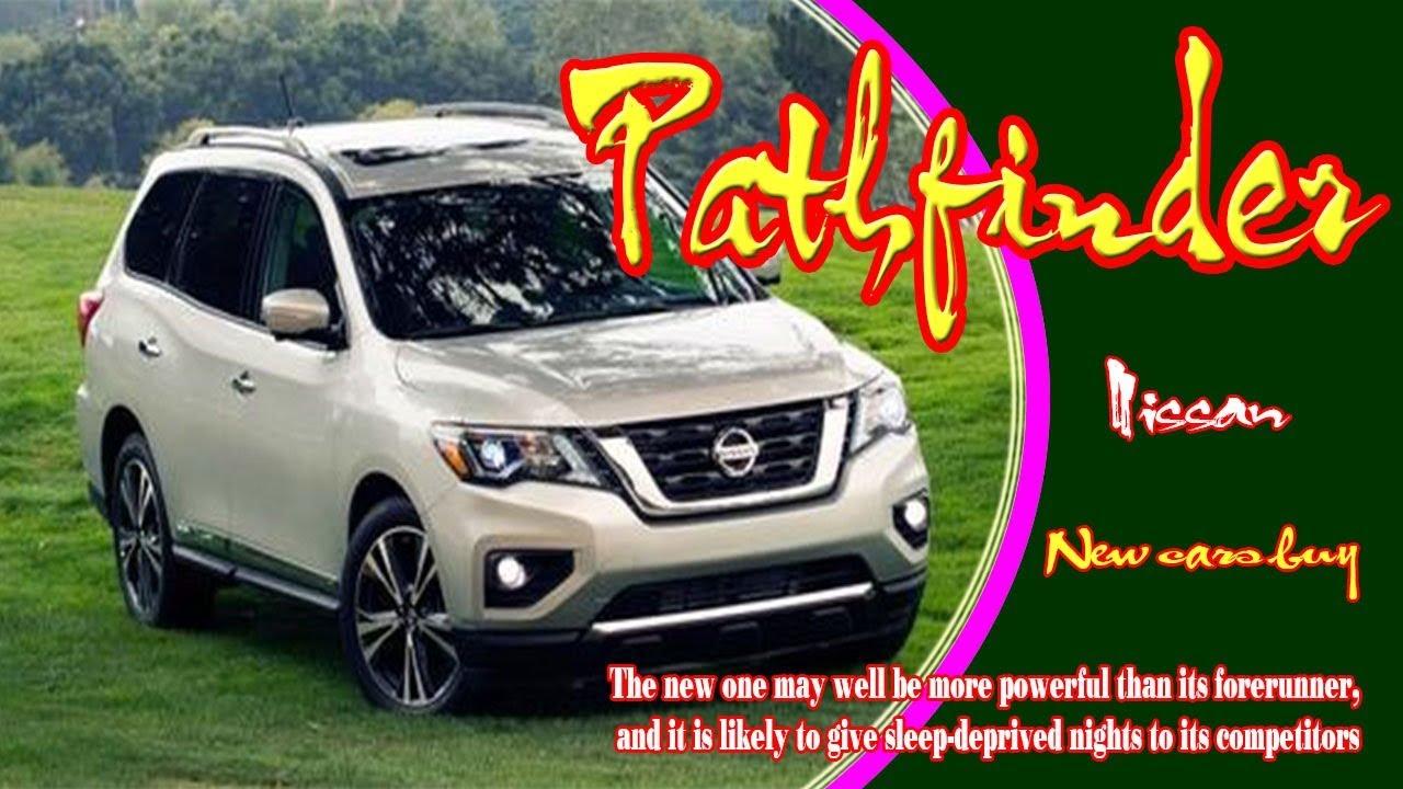 2020 Nissan Pathfinder 2020 Nissan Pathfinder Platinum 2020 Nissan Pathfinder Redesign