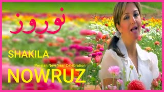 Shakila Norouz Eid Persian New Year Song