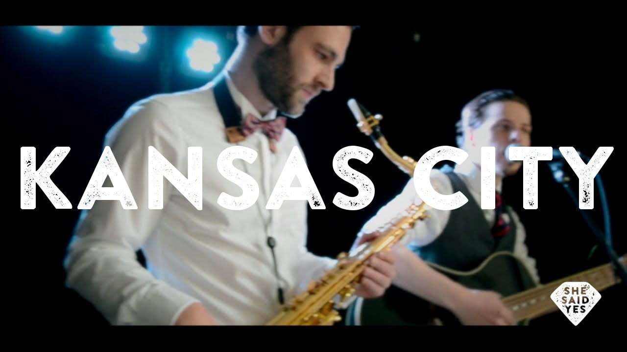 The New Basement Tapes - Kansas City (Acoustic Saxophone Cover)