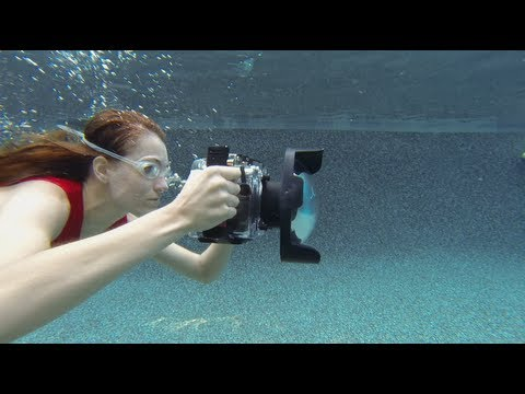 How To Assemble An Ikelite Underwater Housing 2 of 2