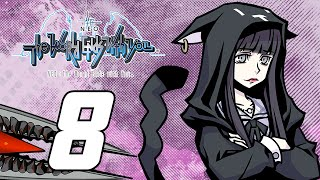NEO: The World Ends with You - Gameplay Walkthrough Part 8 - Shoka in Trouble (PS5)