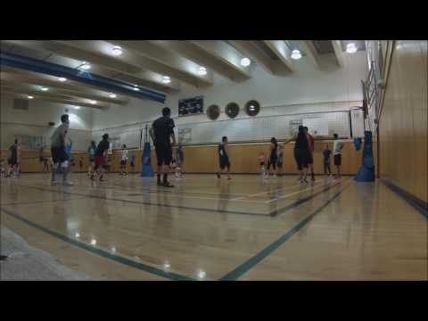 Volleyball January 17, 2017