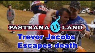 Trevor Jacobs Escapes Death | Pastranaland
