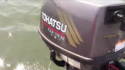 """Tohatsu 5hp Outboard & Starcraft  """"Boat Ride"""" A Redux of some video from 2018"""