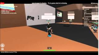What am i drawing? -Roblox Episode 3-