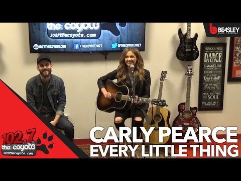Carly Pearce performs Every Little Thing
