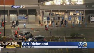 Protests, Looting Break Out Across Philadelphia