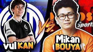PRO vs PRO | Vulkan vs Mikan Bouya | #1 Japanese Pro