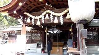 京都のパワースポット藤森神社に参拝しました。主祭神は素戔嗚尊、日本...