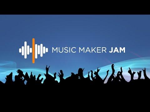 Music Maker JAM - Crie suas musicas em grande estilo! PC / IOS / Android
