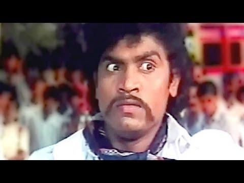 Johnny Lever Sunny Deol Narsimha Action Comedy Scene 4