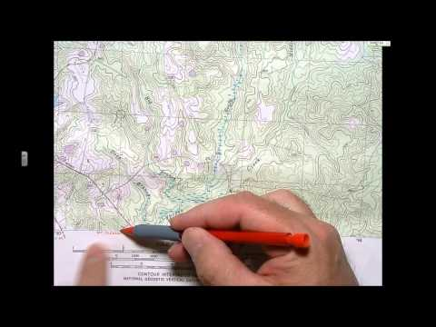 1:24000 Topographic Mapping Basics (Part I)