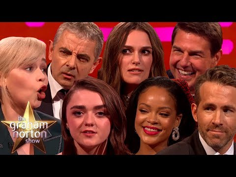 ANOTHER BEST OF 2018 on The Graham Norton Show  Part 2
