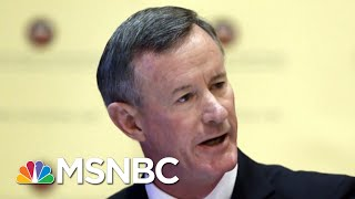 President Donald Trump Doubles Down On Attacking Adm. Bill McRaven | Morning Joe | MSNBC