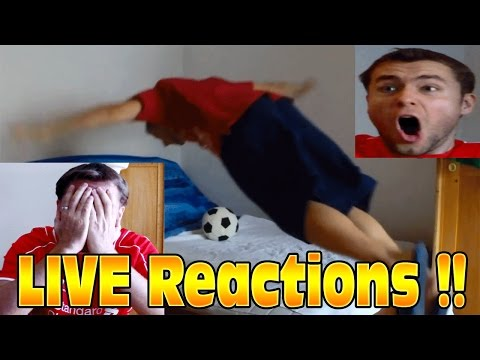 CRYSTAL PALACE 3-1 LIVERPOOL LIVE REACTIONS TO GOALS & RANT w/FACE-CAM - FANZONE