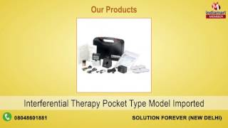 Physiotherapy Equipment By Solution Forever, New Delhi