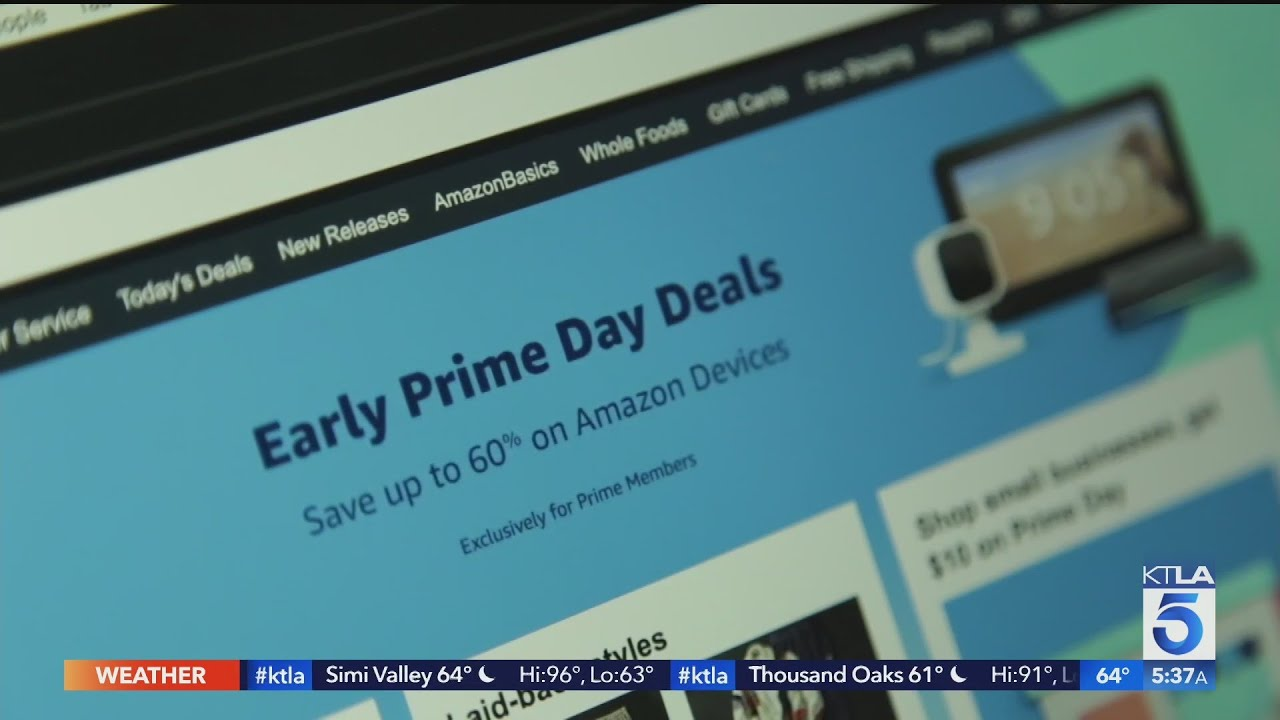 Amazon Prime Day FAQ: What Is Amazon Prime Day, And How ...