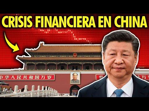 CRISIS FINANCIERA en CHINA: Caso EVERGRANDE ¡EXPLICADO!