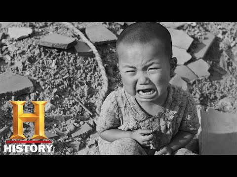 HISTORY OF | The Atomic Bombings Of Hiroshima And Nagasaki