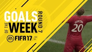 FIFA 17 – Goals of the Week – Round 7