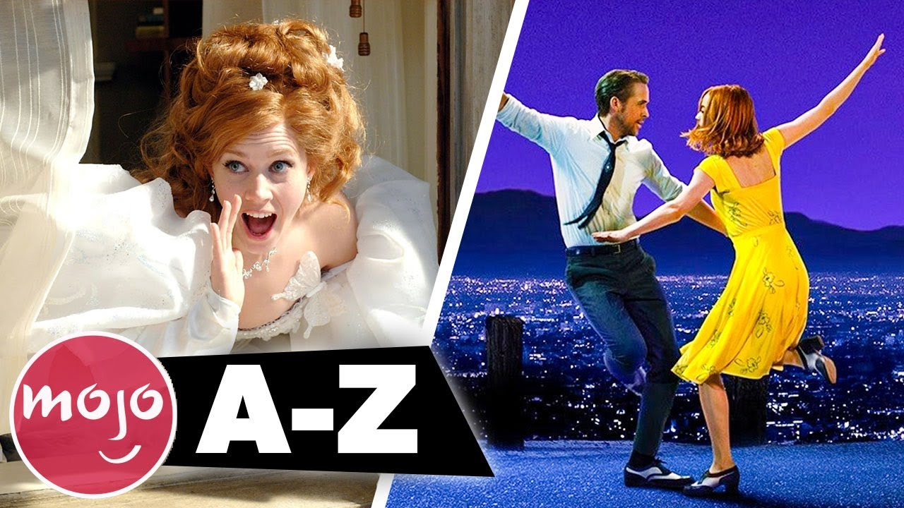 The Best Movie Musicals Of All Time From A To Z Youtube