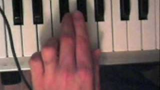 Pacman Piano Tutorial